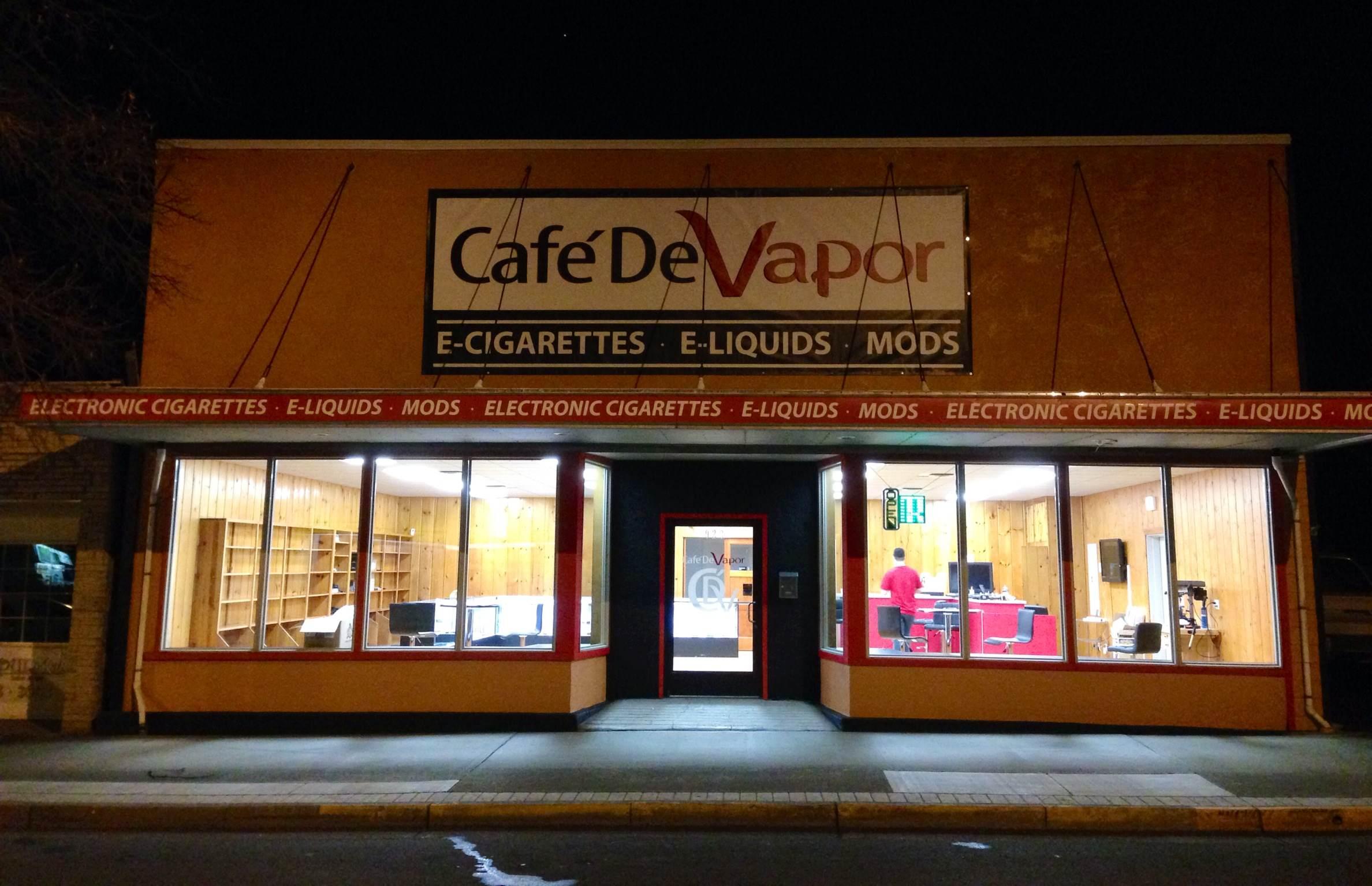 Vapor Electronic Cigarettes